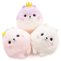 Fuwa-mofu Pometan Yumekawa Dog Big Plush Collection