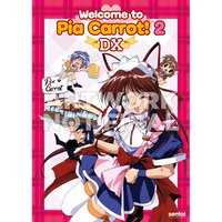 Welcome to Pia Carrot! 2 DX DVD