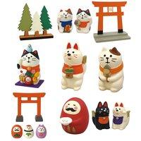 concombre Good Luck Shrine Diorama Collection