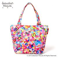 6%DOKIDOKI Colorful Rebellion -THANK YOU ALL- Lunch Tote Bag