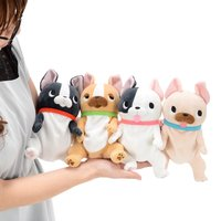 Buruburu Boo! Dog Plush Collection (Standard)