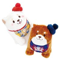 Chuken Mochi Shiba Oshare Sukutto Big Plush Collection