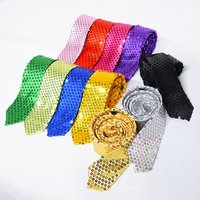 ACDC RAG Sequin Necktie