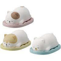 Karatto Mascot Sleeping Terracotta Animal Dehumidifier Collection