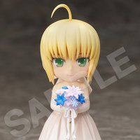 Chara-Forme Plus: Fate/stay night - Saber 10th Anniversary Royal Dress Ver.