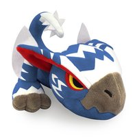 Monster Hunter Silverwind Nargacuga Plush