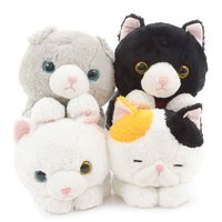 Dakko Neko Muunyan Cat Plush Collection (Big)
