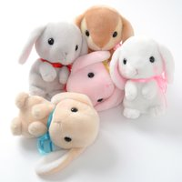 Pote Usa Loppy Onedari Rabbit Plush Collection (Standard)