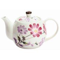Hana Sato Mino Ware Cosmos Teapot