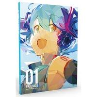 01 Friends feat. Hatsune Miku (Regular Edition)