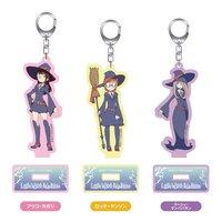 Little Witch Academia Acrylic Keychains w/ Stand