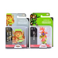 "World of Nintendo Legend of Zelda Pair of 2.5"" Figures"