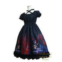 Atelier Pierrot Rose Garden Dress