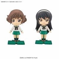 Petiture-rise Girls und Panzer Yukari Akiyama & Mako Reizei