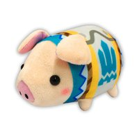 Monster Hunter XX Poogie Plushie