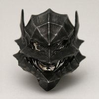Berserk Guts Ring (with Berserker Helmet)