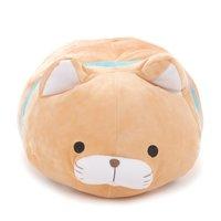 Tsumeru! Mochikko Hige Manjyu Big Cat Fukunyan Plush