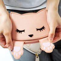 Peek-a-Boo Pooh-chan Pouches