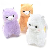 Alpacasso Saddle Alpaca Plush Collection (Big)