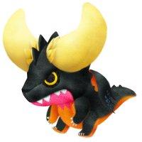 Monster Hunter: World Nergigante Monster Plush