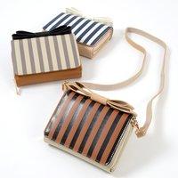 Misfits Striped Ribbon Wallets