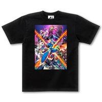 Mega Man X Anniversary Collection 2 Main Visual T-shirt