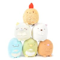Sumikko Gurashi Small Plushies