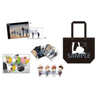 Kou Yoneda 10th Anniversary Festival Limited Goods Set
