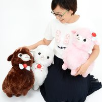 Alpacasso Kids Lovely Alpaca Plush Collection (Big)