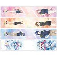 Vocaloid x NewDays Muffler Towel Collection