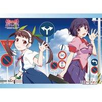 Monogatari Series Second Season Mayoi & Tsubasa Wall Scroll