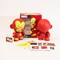 "Marvel 7"" Iron Man Munny"