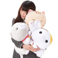 Utatane Munchkin Cat Plush Collection (Big)