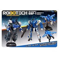 Robotech Heavy Armor 1/100 Max Sterling's Blue GBP-1J