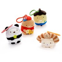 Sumikko Gurashi 5th Anniversary Dangling Plush Collection