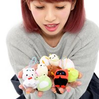 Puchimaru Ame no Sanpomichi Animal Plush Collection