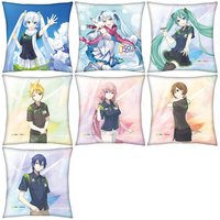 Vocaloid x NewDays Cushion Collection