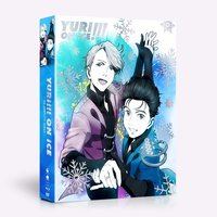 Yuri!!! on Ice: The Complete Series Limited Edition Blu-ray/DVD Combo Pack