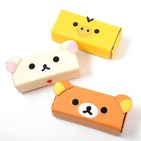 Rilakkuma Face Glasses Case