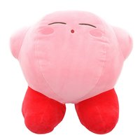 Kirby Face Up Mochi Mochi Big Plushie