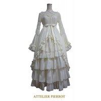 Atelier Pierrot Princess Long Sleeve Dress