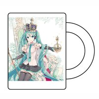Hatsune Miku 10th Anniversary Mug