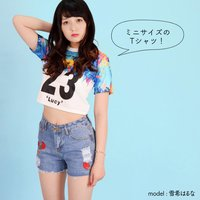 ACDC RAG Lucy Crop Top