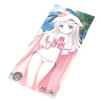 Little Busters! 10th Anniversary Kud Microfiber Towel