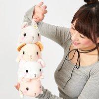 Kyun to Naki Usagi Nenne Pika Plush Collection (Standard)