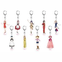 Love Live! Sunshine!! Uranohoshi Girls' High School Store International Official World Image Girl Acrylic Keychain Collection