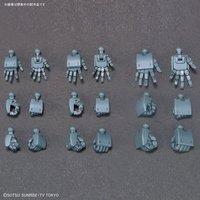 HGBC 1/144 Gundam Build Divers Build Hands [Kaku] S/M/L