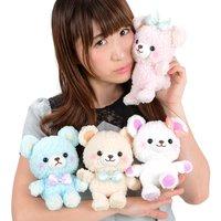Nuikuma no Chikku Dressed Up Bear Plush Collection (Standard)