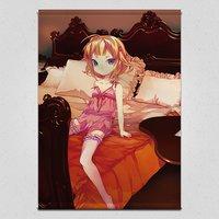 A Melancholy Princess Tapestry