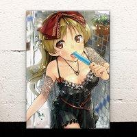 Sweaty Girl Acrylic Art Board